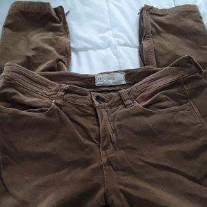 Free People soft fabric pants Size 29